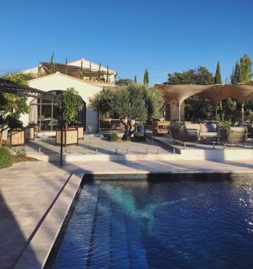 Swimming pool - Sunny terrace - Vaucluse